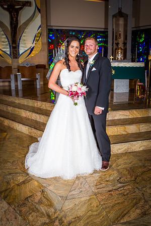 Sarah & Corey Wedding Photos