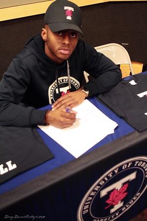 Elijah - Signing Day