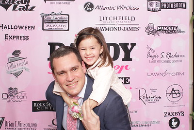Daddy Daughter Dance - Print Booth
