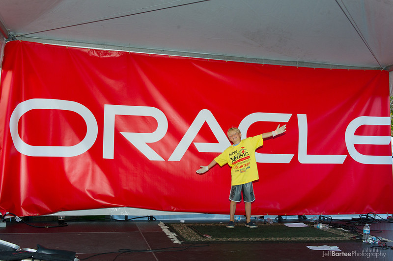 Thanks you Oracle for your donation at the Platinum level!