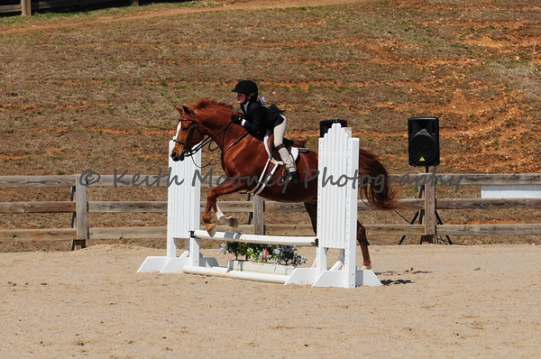125-127-137-2 Ft Eq OF-ETHJA Pony Medal