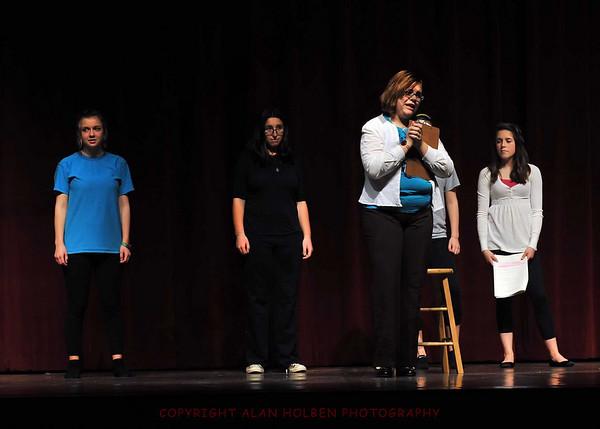 2009 Mason HS Theatre - One-act plays - Nov 17, 2009