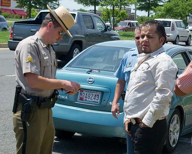 5/18/2012 Dui & throwing bottles at cars