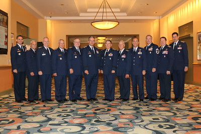 2015 National Conference Region Commanders