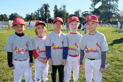Opening Day: Little League Steps to the Plate