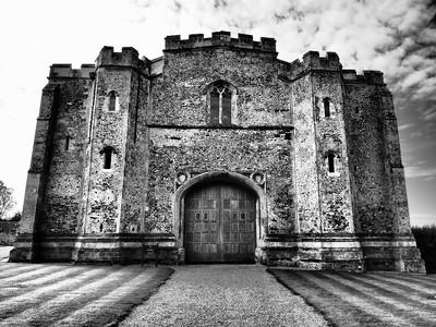 Pentney Abbey, Norfolk - 3rd Sept 2020