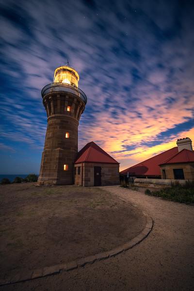 Shining Under the Stars || Sydney