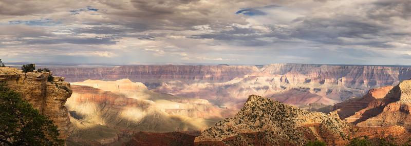 Grand Canyon North Rim (August 2015)