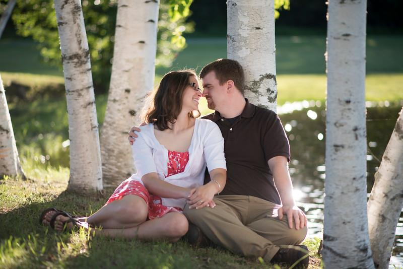 Melissa & Ian
