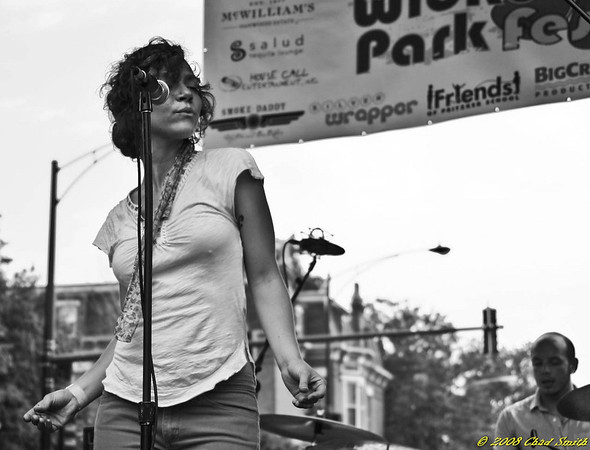 Company of Thieves @ Wicker Park Fest 2008
