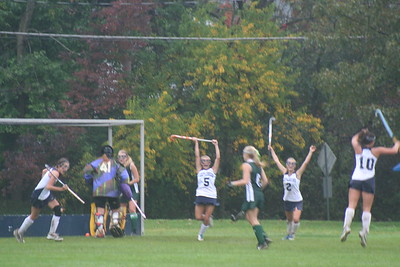 Hudson Field Hockey vs WRA