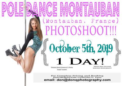 Stephanie & Stephanie (Pole Dance Montauban)