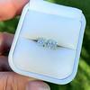 3.49ctw Old Mine Cushion Cut Diamond Pair GIA K VS1 8