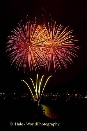 Sailfest 2016 Fireworks