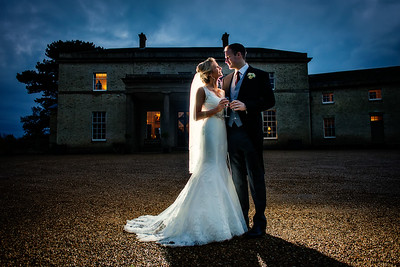 Zoe and Ben's Perfect Winter Wedding at Stubton Hall