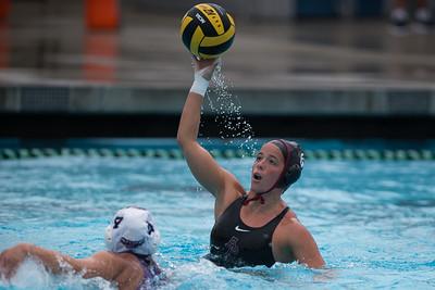 Women's Water Polo - APU v Whittier 20160409