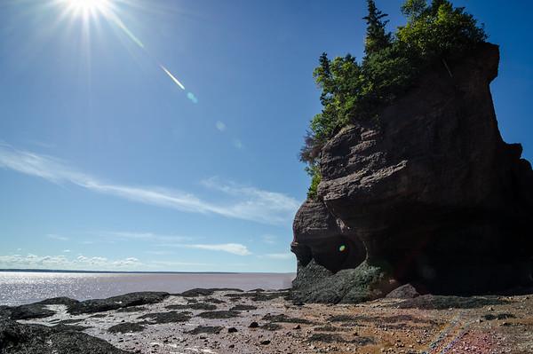 Hopewell Rocks,New Brunswick