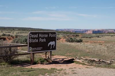 Dead Horse Point State Park/Utah - May, 2016