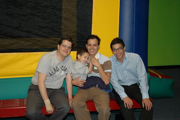 2009: Diego's Birthday January 2