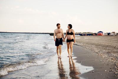 Laura + Nicolae | Maternity
