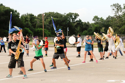 Band Camp-Practice