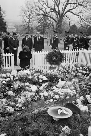 JFK Burial Nov. 25 1963