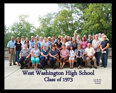 WW Class of 1973 Reunion 2013