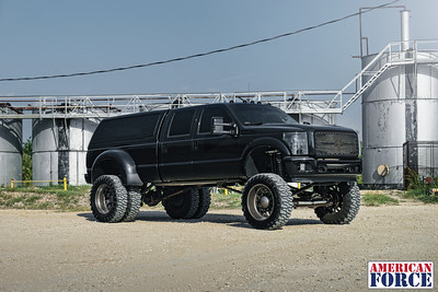 Maxxed Performance 2015 Ford F-350 Dually ( Resized for Web/Social Media )