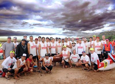 64th Annual Molokai Hoe 10-11-2015