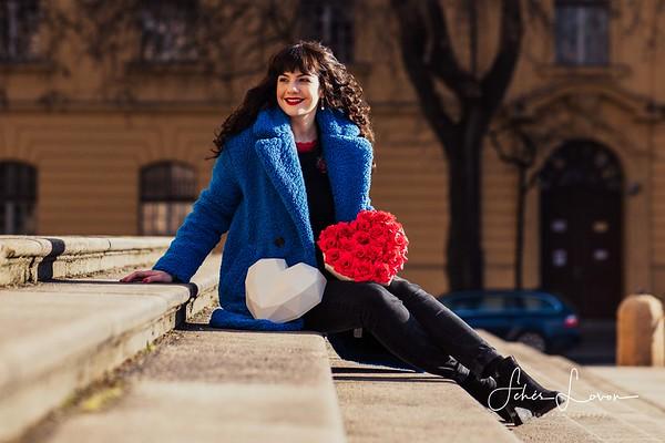 Mandyvirág - Valentin napi kreációk - Kuna Kata