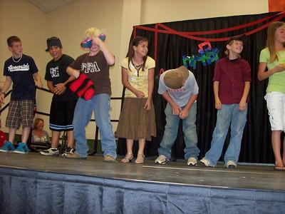2008-2009 5th Grade Talent Show