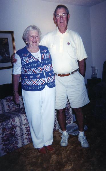 Diane & Jim Harsha. Date unknown.