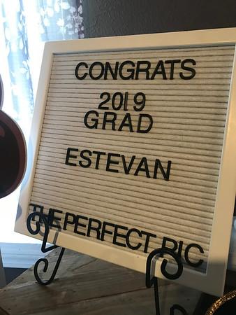 Estevan's Grad Party