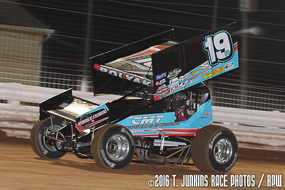 National Open @ Williams Grove - 10/14/16 - Troy Junkins