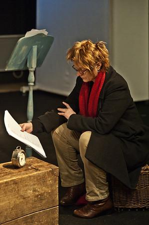9 janvier 2016 - Répétition projet Beckett