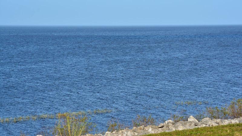 Lake Okeechobee at Port Mayaca