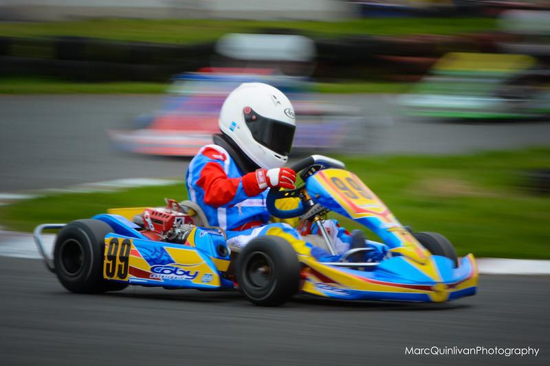 Motorsport Ireland - Round 3 2014 - Athboy - Alyx Coby
