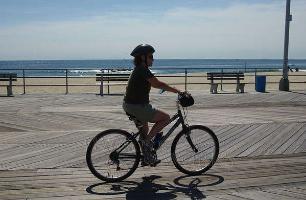 Bicycling around Monmouth County, NJ