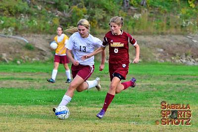 10.3.12 - NBHS Lady Lions vs. Quigley Catholic HS