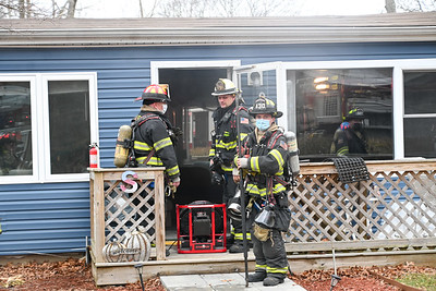 Brookhaven Reported Structure Fire  Baywood Dr [2021.02.28]