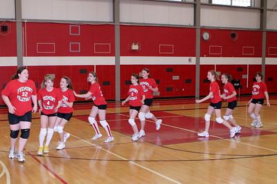 Girls Volleyball 7B - 3/19/2008 Grant