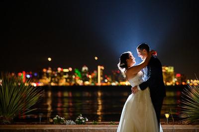 Erica + Brian Wedding