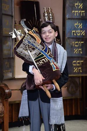 Smilg Bar Mitzvah