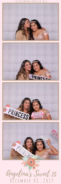 Angelina's Sweet 15 12.8.19
