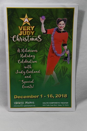 12-2-2018 A Very Judy Christmas @ Uptown Players