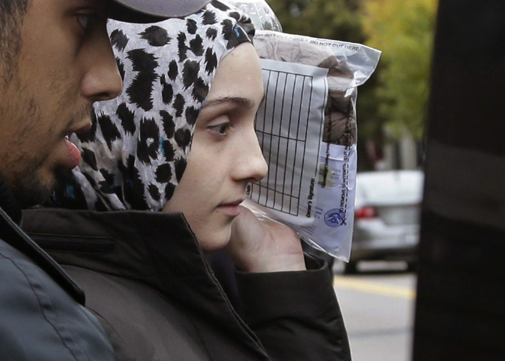 """. 6. (tie) AILINA TSARNAEV <p>Looks like bombs run in the family. (unranked) </p><p><b><a href=\""""http://www.nydailynews.com/new-york/nyc-crime/boston-marathon-bombing-suspects-sister-charged-harassment-article-1.1919464\"""" target=\""""_blank\""""> LINK </a></b> </p><p>    (AP Photo/Steven Senne)</p>"""