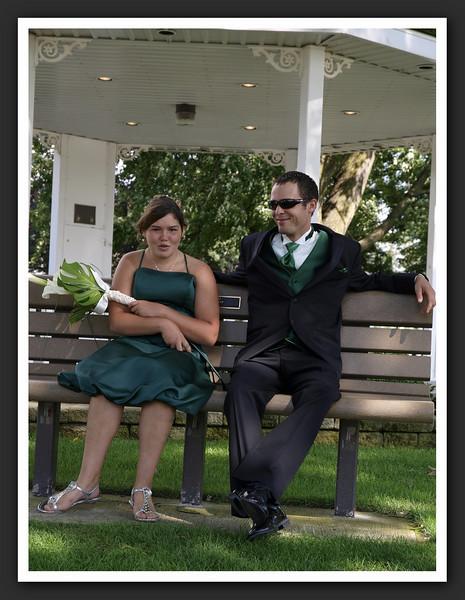 Bridal Party Family Shots at Stayner Gazebo 2009 08-29 124 .jpg