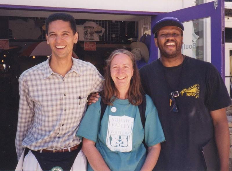 George Higgins, Sharon Olson & Forrest Hamer