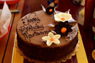 Marianne's Birthday March 2010