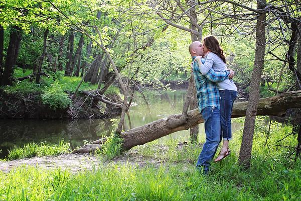 Ashley + Dustin// Engaged